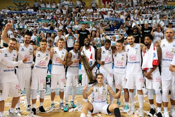 Anwil Wloclawek takes Polish Supercup