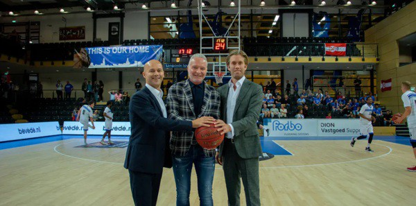 Dutch Basketball League engages Genius for streaming and data platform