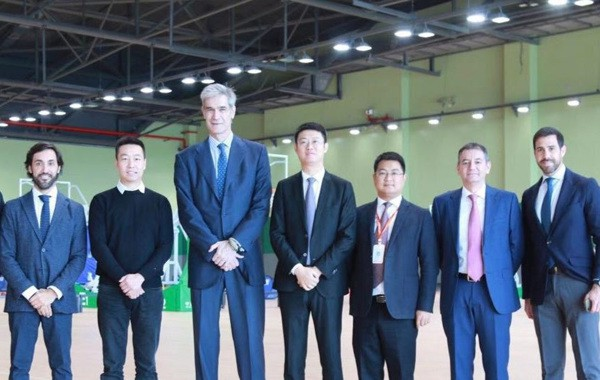 acb ventures into China