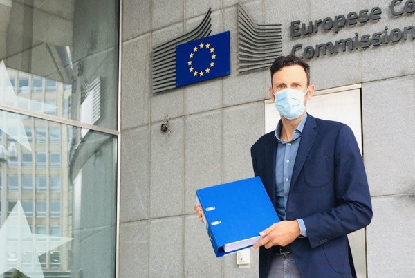 ULEB files competition complaint before European Commission against EuroLeague organizer ECA