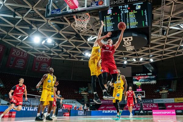 Deutsche Telekom renews host of basketball rights, Basketball Bundesliga lands on Twitch