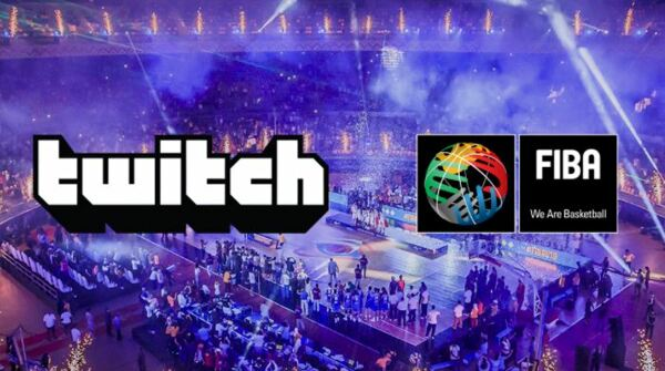 FIBA strikes deal with Twitch in first international federation agreement